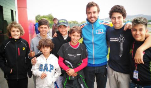 """Alonso """"cambiará lo que haya que cambiar"""" en su circuito"""