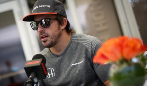 Alonso dejará McLaren si no gana antes de septiembre