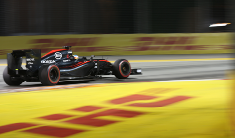 """Alonso: """"es el GP donde me encuentro más cómodo"""""""