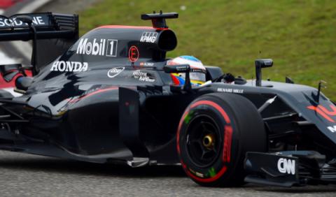 """Alonso espera """"luchar con el resto"""" en el GP de Rusia"""