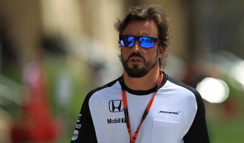 "Alonso: ""esperamos hacer progresos, puntuar será difícil"""