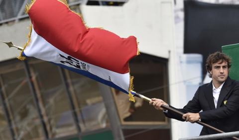 Alonso estuvo a punto de participar en las 24H Le Mans 2015