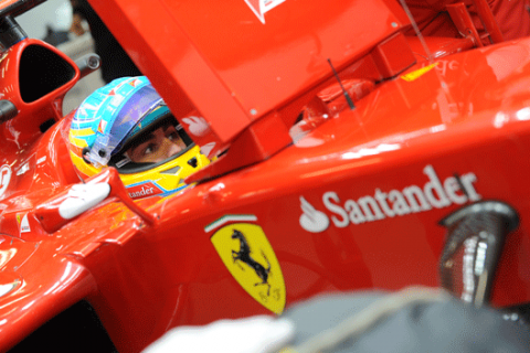 Alonso - Ferrari - Bahréin
