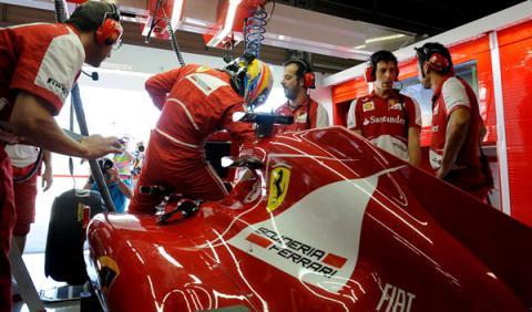 Alonso - Ferrari - Japón - 2013