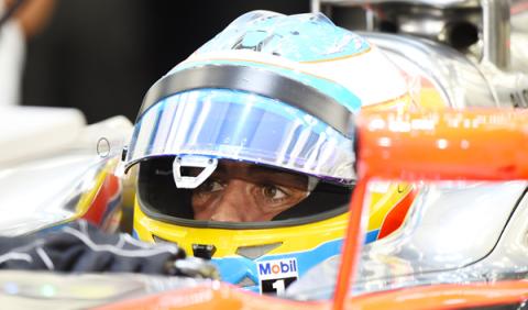 """Alonso: """"lo ideal sería entrar en Q2 y luchar por puntos"""""""