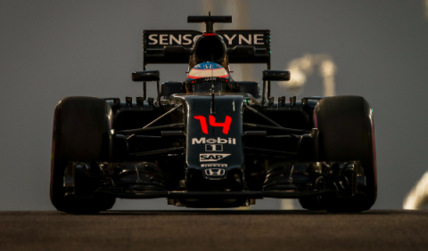 "Alonso: ""intentaremos acabar por delante de Toro Rosso"""
