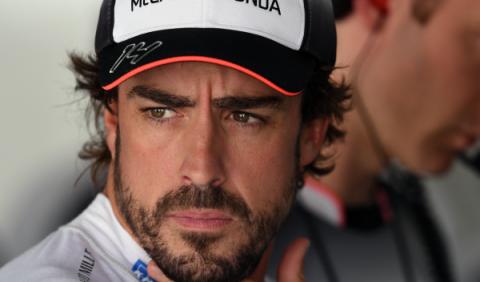 """Alonso: """"ojalá pueda dar alegrías en la F1 en 2017"""""""