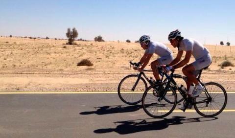 Alonso podría comprar el equipo de ciclismo Giant-Shimano