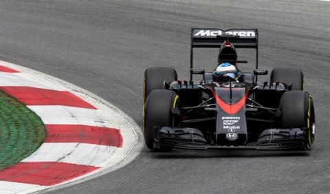 """Alonso, positivo: """"vamos en la buena dirección"""""""