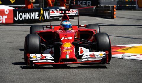 """Alonso reconoce que """"el espectáculo no esta siendo bueno"""""""