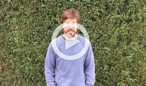 """Alonso saluda en vídeo: """"nos vemos pronto en pista"""""""