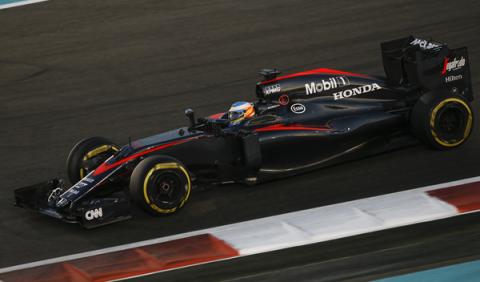 Alonso, sexto piloto de 2015 según los jefes de equipo