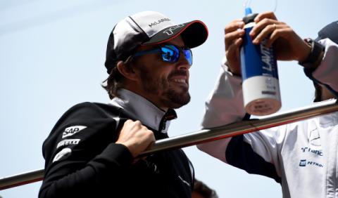 """Alonso: """"siento que estoy llegando al final de mi sueño"""""""