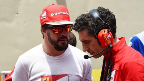 """Alonso:""""Tengo la suerte de poder estar en cualquier equipo"""""""