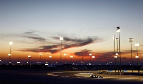 Así fue el directo de la carrera GP Bahrein 2014 de F1