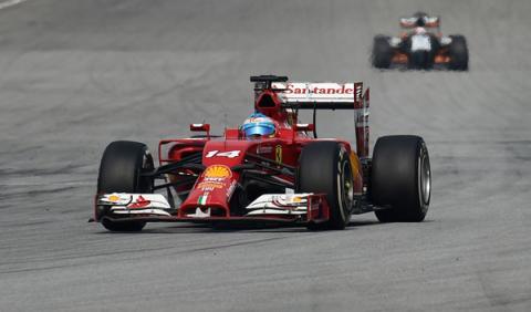 Así fue el directo de la carrera del GP China 2014