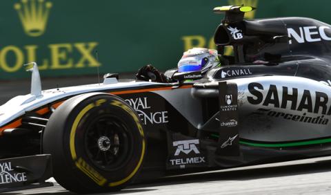 Aston Martin no entrará en F1 con Force India en 2016