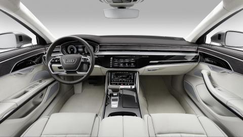 AUDI A8 SUMMIT INTERIOR 3