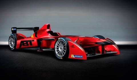 Audi Sport ABT Sportsline Formula E