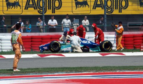 Barrichello no recuerda el fin de semana del GP Imola 1994