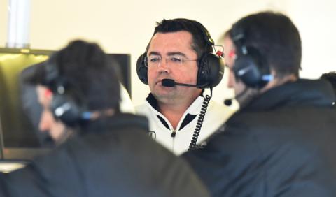 Boullier aún cree que McLaren puede ser rápido en 2015