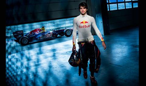Carlos Sainz correrá las WSR con el equipo DAMS en 2014