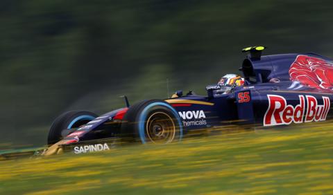 Carlos Sainz, con esperanza de que llueva en Austria