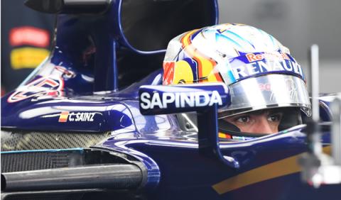 """Carlos Sainz: """"llegar a los puntos va a estar complicado"""""""