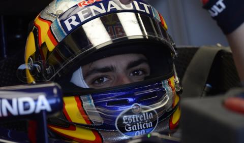 """Carlos Sainz: """"Malasia es muy duro para los pilotos"""""""
