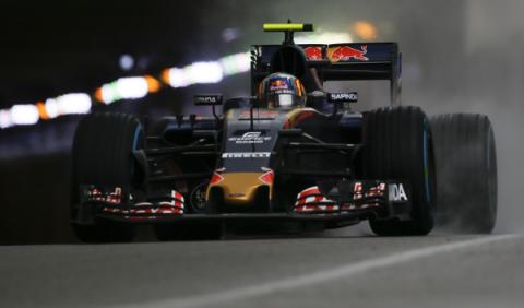 """Carlos Sainz: """"podría haber subido al podio"""""""