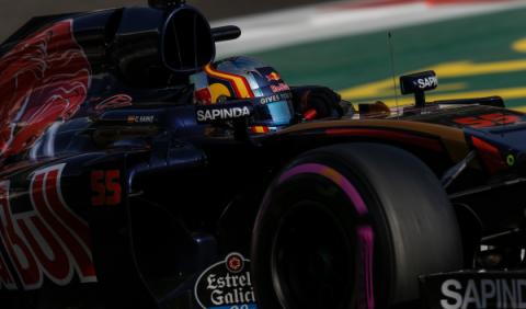 Carlos Sainz quiere un coche más competitivo en 2017