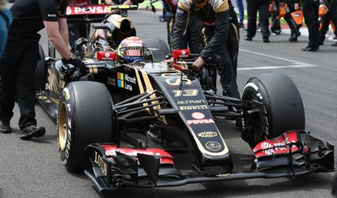 El CEO de Lotus niega las opciones de venta a Renault