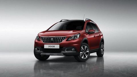 Cinco rivales Peugeot 2008