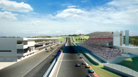 Circuito Austin - GP EEUU
