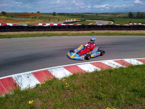 El circuito de karts Fernando Alonso podría estar en 2015