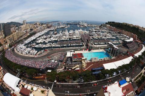 Circuito Montecarlo - GP Monaco F1