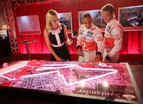 Circuito urbano de F1 en Londres