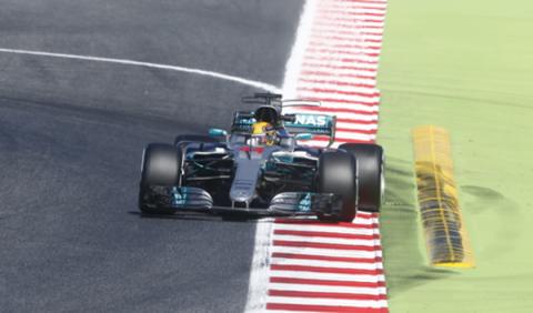 Clasificación España 2017: Hamilton, pole por 51 milésimas