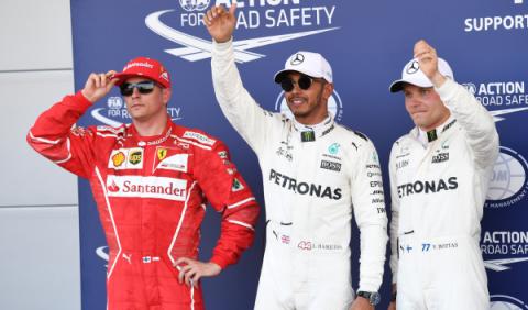 Clasificación GP Azerbaiyán: Hamilton, imbatible
