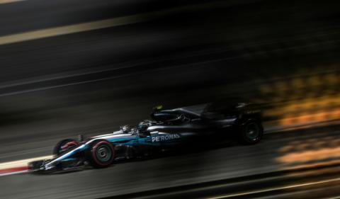 Clasificación GP Bahréin 2017: Bottas sorprende con la pole