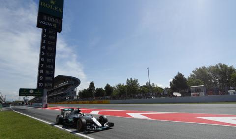 Cómo y dónde ver Fórmula 1: GP España 2016