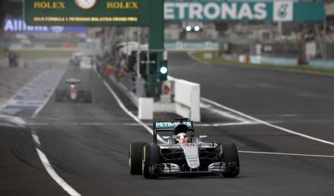 Cómo y dónde ver online Fórmula 1: GP Malasia 2016