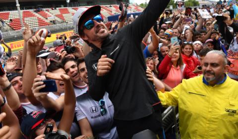 Crece la asistencia al GP de España de F1 2017 en Montmeló