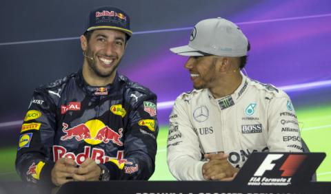 Daniel Ricciardo quiere ser como Valentino Rossi