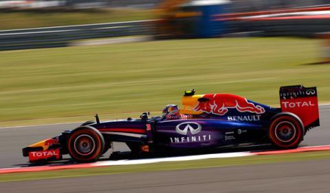 """Daniel Ricciardo: """"Una vuelta más podría haber sido clave"""""""