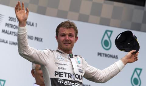 David Coulthard está preocupado por Nico Rosberg
