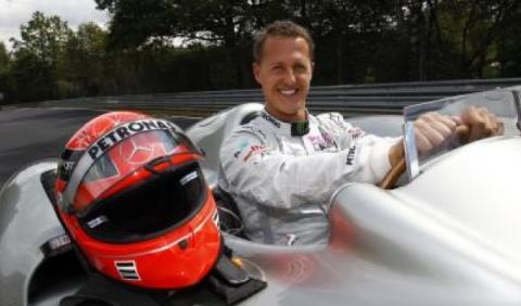 Denuncian a Schumacher por accidente de tráfico en Sevilla