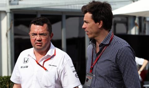 Disputa entre McLaren y Mercedes por un ingeniero