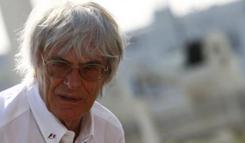 Ecclestone descarta las salidas tras el coche de seguridad