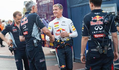 La emotiva carta de David Coulthard a Michael Schumacher